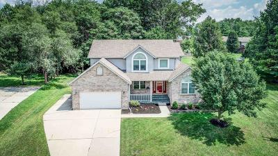 Single Family Home For Sale: 3520 Dawn Drive