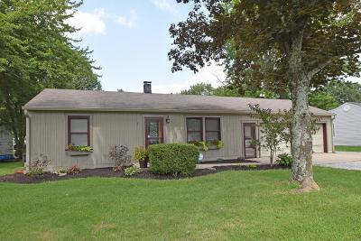 Goshen Twp OH Single Family Home For Sale: $149,900