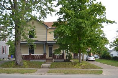 Hamilton Single Family Home For Sale: 521 Millville Avenue
