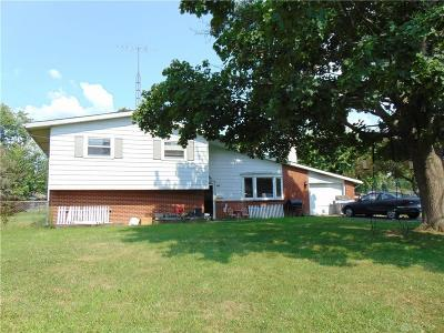 Preble County Single Family Home For Sale: 500 Holiday Avenue