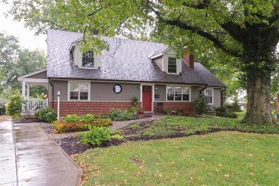 Single Family Home For Sale: 7210 Mar Del Drive