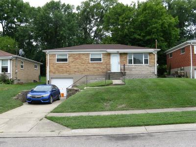 Delhi Twp Single Family Home For Sale: 4659 Shadylawn Terrace