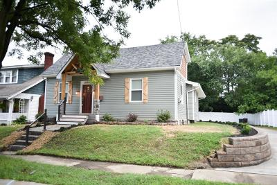 Cincinnati OH Single Family Home For Sale: $484,000