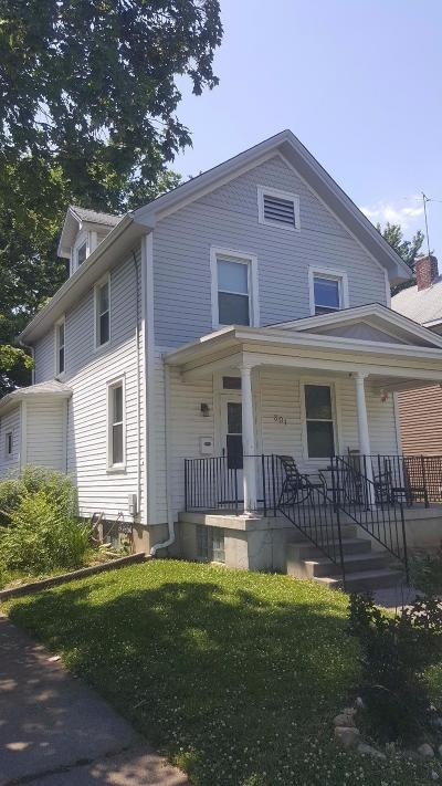 Hamilton Single Family Home For Sale: 301 Eaton Avenue