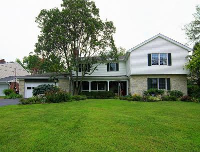 Single Family Home For Sale: 7429 Briarpatch Lane