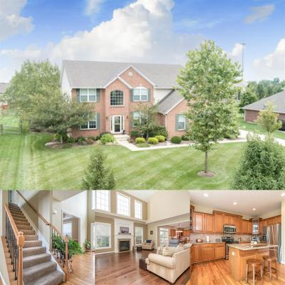 Single Family Home For Sale: 5844 Dantawood Lane