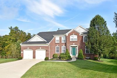 Clermont County Single Family Home For Sale: 5428 Timber Trail Place