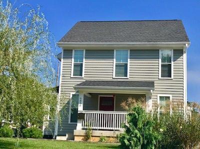 Single Family Home For Sale: 6850 Dawson Road