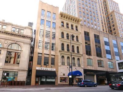 Cincinnati Condo/Townhouse For Sale: 417 Vine Street #203
