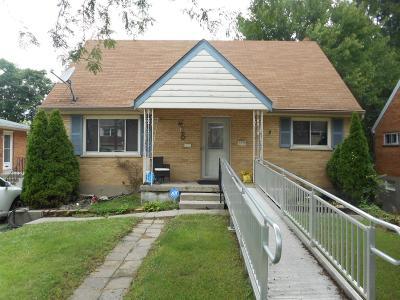 Cincinnati Single Family Home For Sale: 1659 Atson Lane