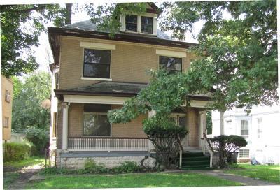 Cincinnati Single Family Home For Sale: 771 N Fred Shuttlesworth Circle