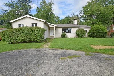 Single Family Home For Sale: 12143 Snider Road
