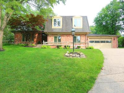 Single Family Home For Sale: 578 Wards Corner Road