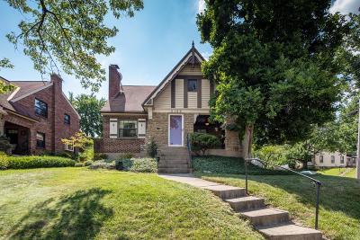 Cincinnati Single Family Home For Sale: 4169 Pillars Drive