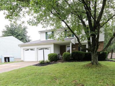 Cincinnati Single Family Home For Sale: 9995 Fernhaven Court