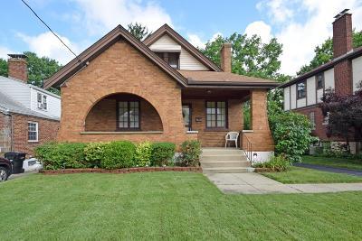 Cincinnati Single Family Home For Sale: 3418 Locust Lane