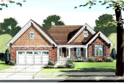 Deerfield Twp. Single Family Home For Sale: 5534 Irwin Simpson Road