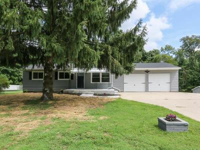 Whitewater Twp Single Family Home For Sale: 7296 Morgan Road