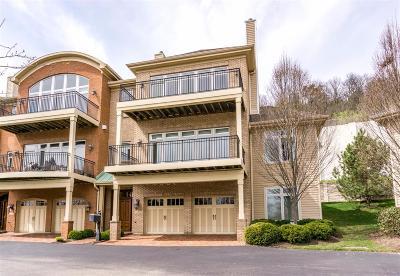 Cincinnati OH Condo/Townhouse For Sale: $770,000
