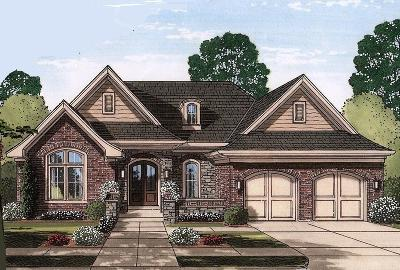 Single Family Home For Sale: 5538 Irwin Simpson Road