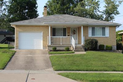 Cincinnati Single Family Home For Sale: 5964 Oakapple