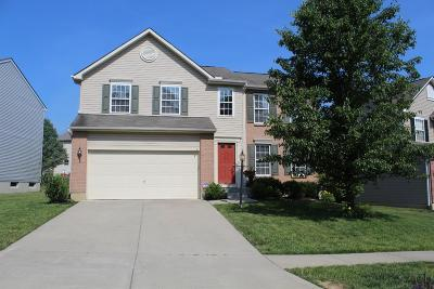 Single Family Home For Sale: 5500 Appaloosa Circle