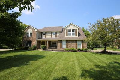 Mason Single Family Home For Sale: 6593 Bluegrass Way