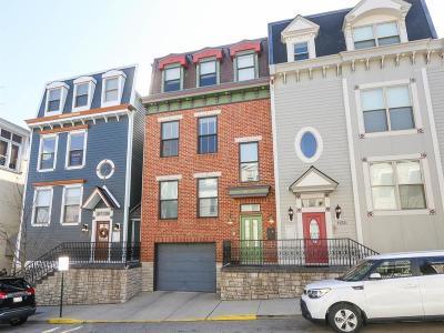 Cincinnati Condo/Townhouse For Sale: 1132 Belvedere Street #B
