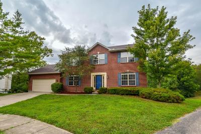Fairfield Single Family Home For Sale: 5460 Polo Woods Court
