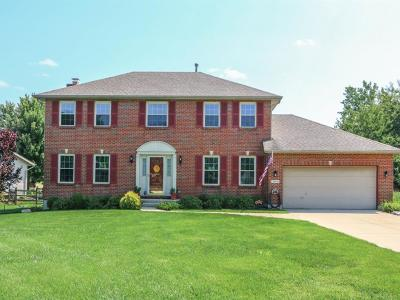 Liberty Twp Single Family Home For Sale: 6864 Pioneer Court