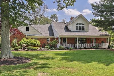 Miami Twp Single Family Home For Sale: 1861 Cole Farm Lane