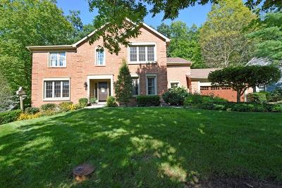 Butler County Single Family Home For Sale: 7928 Indian Bluff Lane