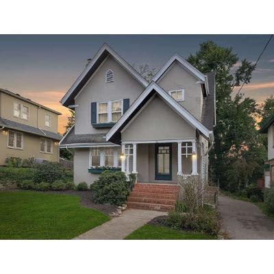Cincinnati Single Family Home For Sale: 3037 Springer Avenue
