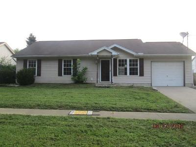 Harrison, Lawrenceburg Single Family Home For Sale: 99 Campbell Road