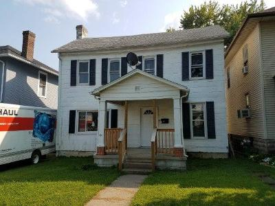 Adams County, Brown County, Clinton County, Highland County Single Family Home For Sale: 129 E North Street