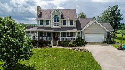 Brown County Farm For Sale: 4124 Graybill Road