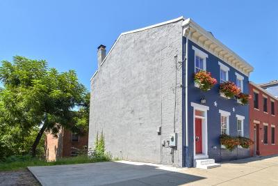 Cincinnati Single Family Home For Sale: 203 Mulberry Street