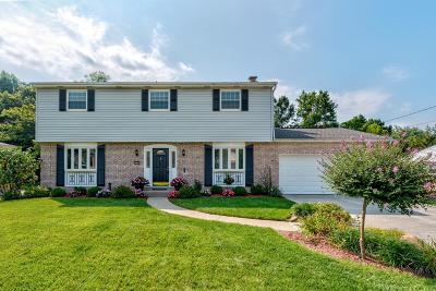 Colerain Twp Single Family Home For Sale: 8376 Ashhollow Drive