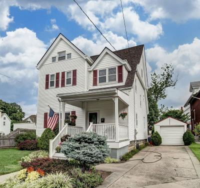 Norwood Single Family Home For Sale: 4269 Ashland Avenue