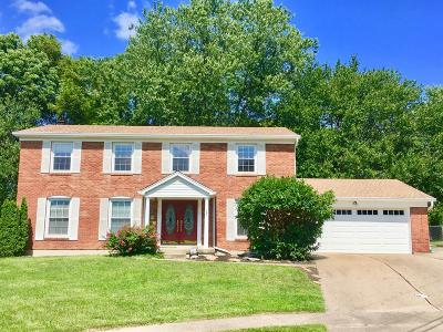 Colerain Twp Single Family Home For Sale: 4114 Mandrake Court
