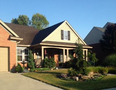 Harrison Single Family Home For Sale: 10756 Carolina Pines Drive