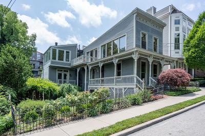 Cincinnati Single Family Home For Sale: 1017 Parkside Place