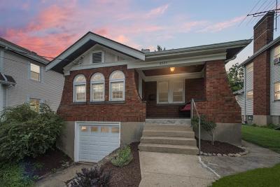 Cincinnati Single Family Home For Sale: 3525 Madison Park Avenue