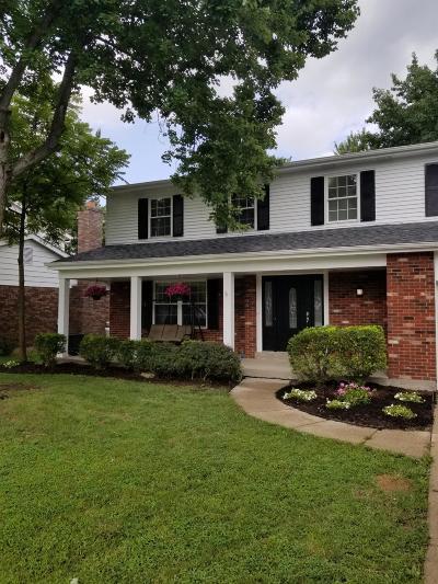 Delhi Twp Single Family Home For Sale: 5274 Whitmore Drive
