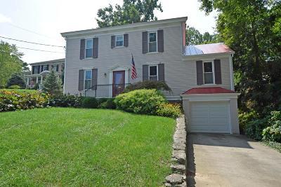 Cincinnati Single Family Home For Sale: 3465 Principio Avenue