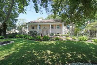 Montgomery Single Family Home For Sale: 10630 Indian Woods Drive