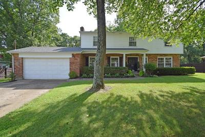 Mason Single Family Home For Sale: 826 Indianwood Boulevard