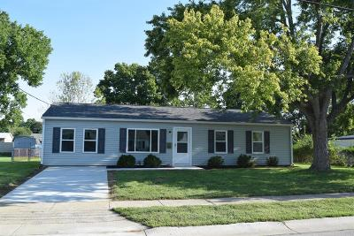 Fairfield Single Family Home For Sale: 4922 Hardell Drive