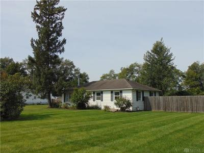 Preble County Single Family Home For Sale: 6987 N Main Street