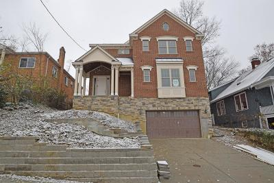 Cincinnati Single Family Home For Sale: 1285 Morten Avenue